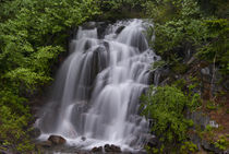 Cascading Falls by northwest-scenescapes