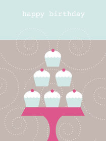 birthday cupcakes von thomasdesign