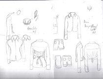 Mode-Design von bretagne-olan