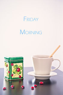 Friday Morning by Maria Livia Chiorean