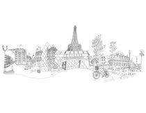 Paris! Version 1 by David Bushell