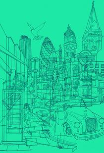 London! Mint by David Bushell