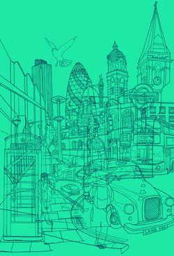 London-mint