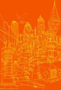 London! Tango by David Bushell
