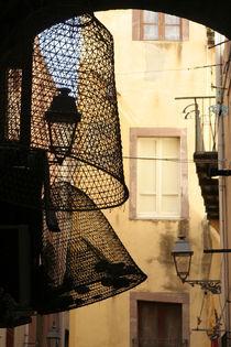 Fishing Baskets by Miroslava Andric