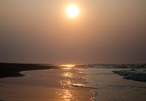 Sunrise von Victoria Savostianova