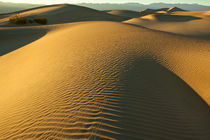 Death Valley sunset by Johan Elzenga