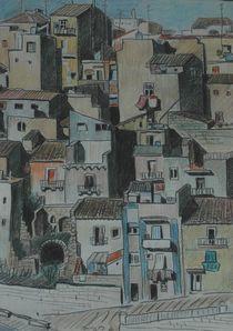 Old town by Olga Duka