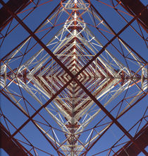 TV Transmitter Geometry 2 by David Halperin