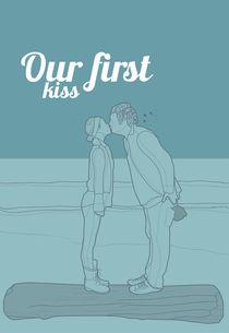 FIrst Kiss von Rodrigo Pla