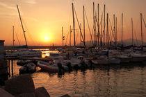 Porto di Alghero by captainsilva