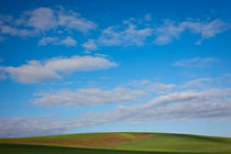 Blue Sky and Clouds by Michael Kloth