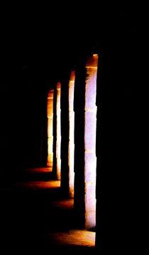 Pillars by Ramzi Salha