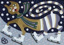 Winter joy by Olga Duka
