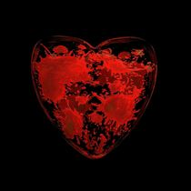 Blood Red Heart von Philip Roberts