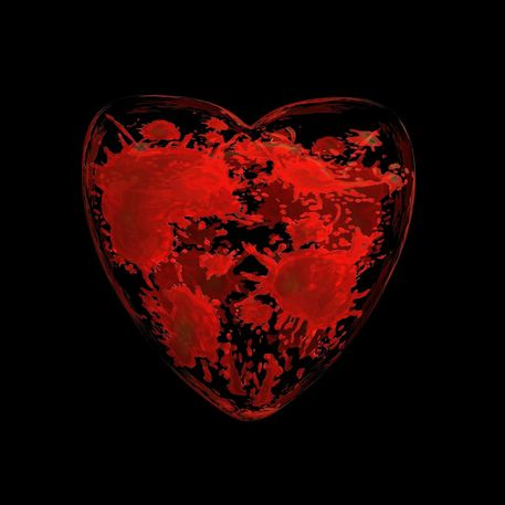 Blood-heart
