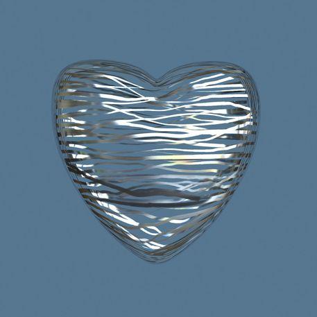 Chrome-heart-blue