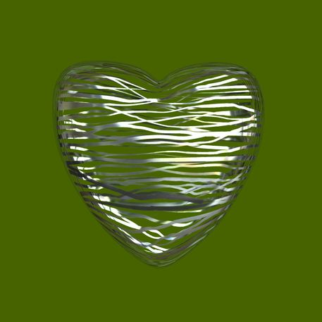 Chrome-heart-lime
