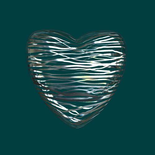 Chrome-heart-teal