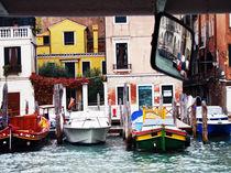 Colours of Venice von Miroslava Andric