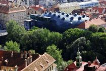Kunsthaus Graz by Miroslava Andric