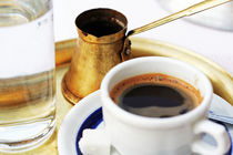 Turkish coffe by Miroslava Andric