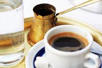 Turkish coffe von Miroslava Andric