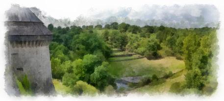 Woortman-w-castletiffauges1-aquarell