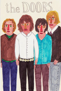 The Doors von Angela Dalinger