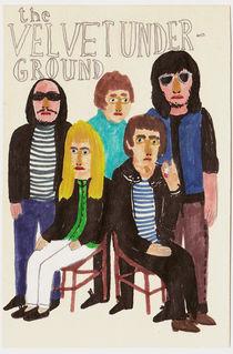 the Velvet Underground von Angela Dalinger