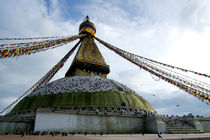 Boudhanath Stupa von Jose Antonio Muñoz Bolívar