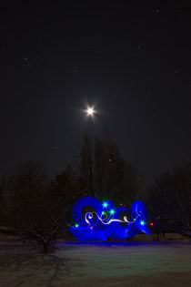LightPainting by frenchbear
