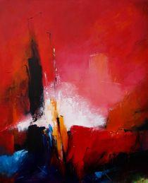 A new  beginning I by Peter Bak Frederiksen