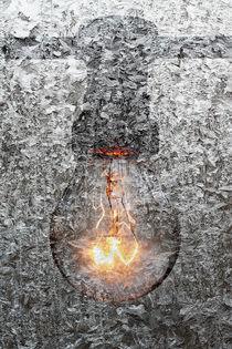 Glühbirne von Ulf Buschmann