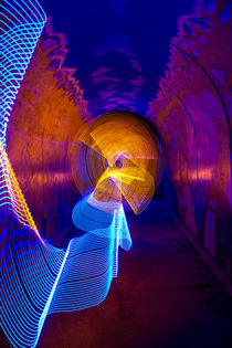 LightPainting XIII by frenchbear
