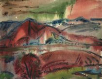 Landscape. Mongolia by Ivan Filichev