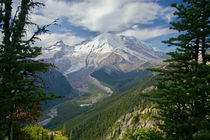 Mount Rainier von northwest-scenescapes