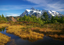 Mount Shuksan by northwest-scenescapes