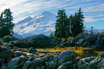 Mount Baker von northwest-scenescapes