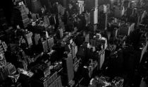 Manhattan from Above von David Halperin