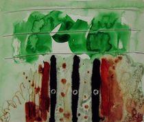 FOREST DRAWING von Jorgen Rosengaard