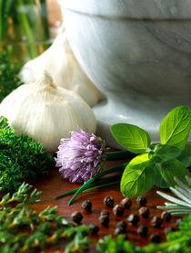 Herbs von Daniel Troy