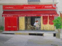 SALON de THE - COTE D' AZUR by ROBERT ROHRICH