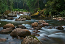 Stillaquamish River by northwest-scenescapes