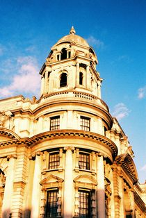 London building by Giorgio Giussani