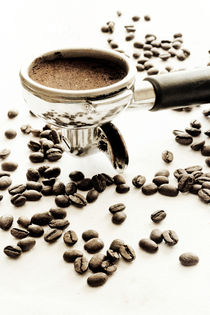 caffé ristretto von Priska  Wettstein
