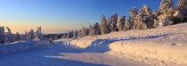 Winterpanorama am Brocken 08 von Karina Baumgart