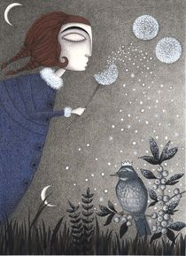 Winter Twilight von Judith  Clay