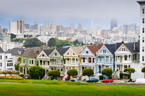 The six sisters of San Francisco by Wicek Listwan