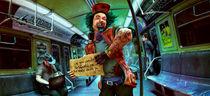 Borrowed Life by Arseniy Korablev